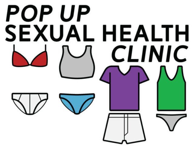 Sexual health clinic logo